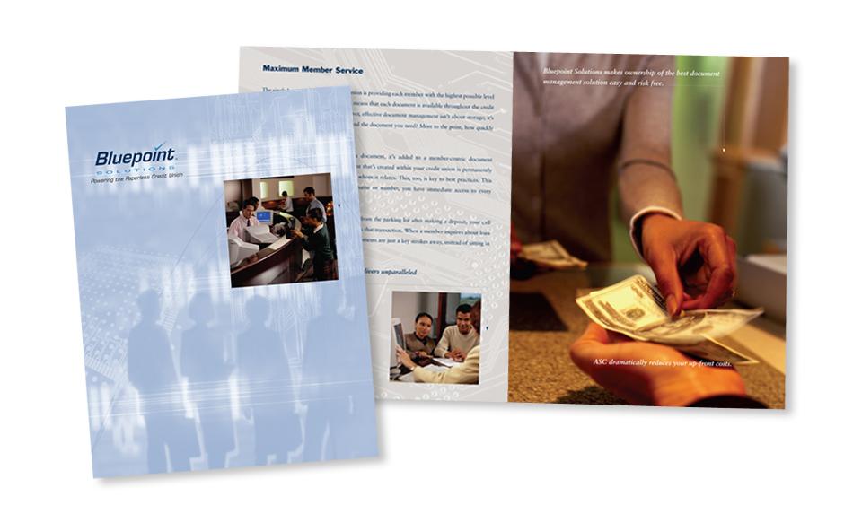 Credit Union Brochure Designer San Diego