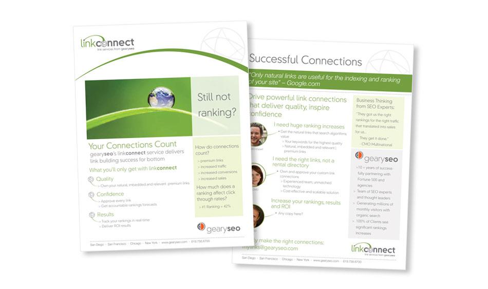 Digital Agency Brochure Designer San Diego