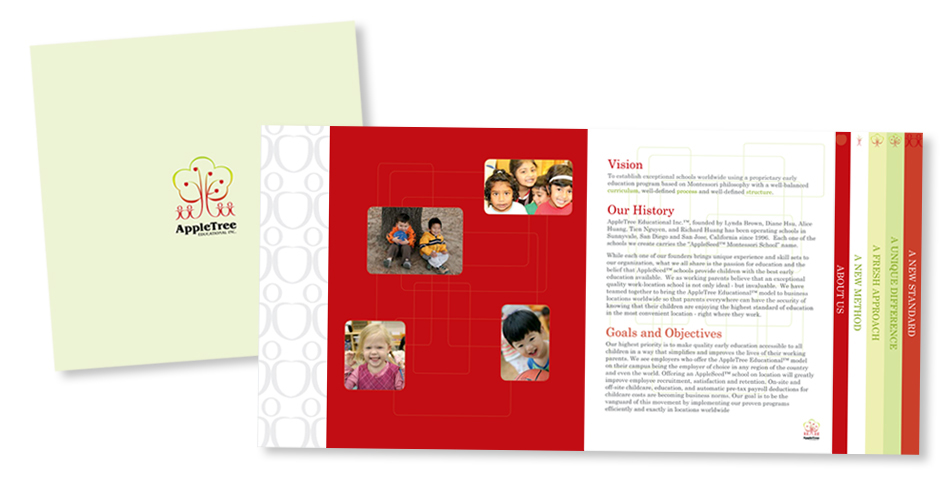 Educational Brochure Design San Diego