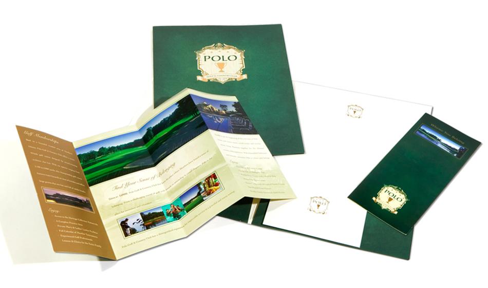 Golf Brochure Designer San Diego