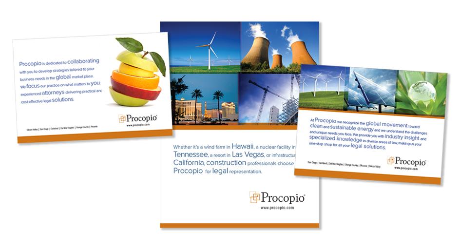 Law Attorneys Advertising Design San Diego