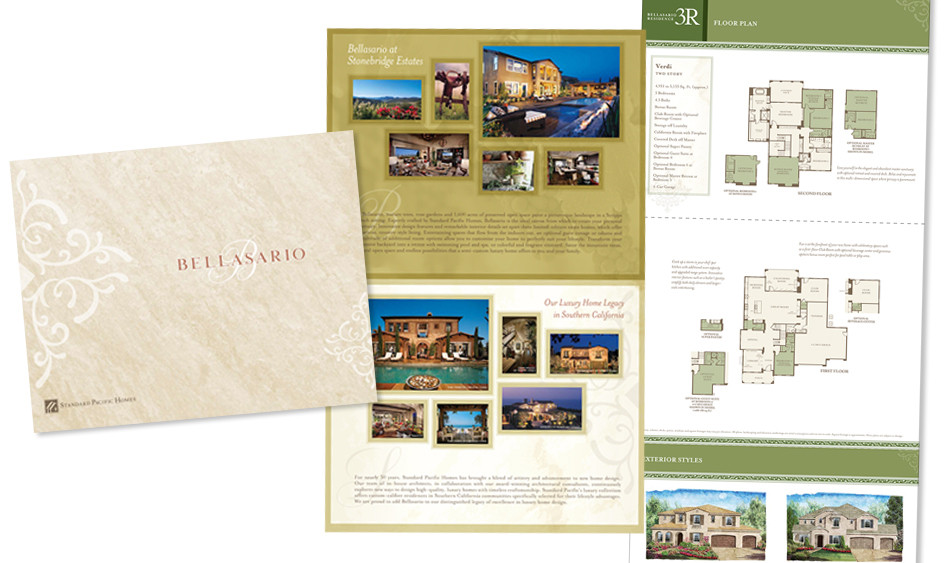 Real Estate Brochure Designer San Diego