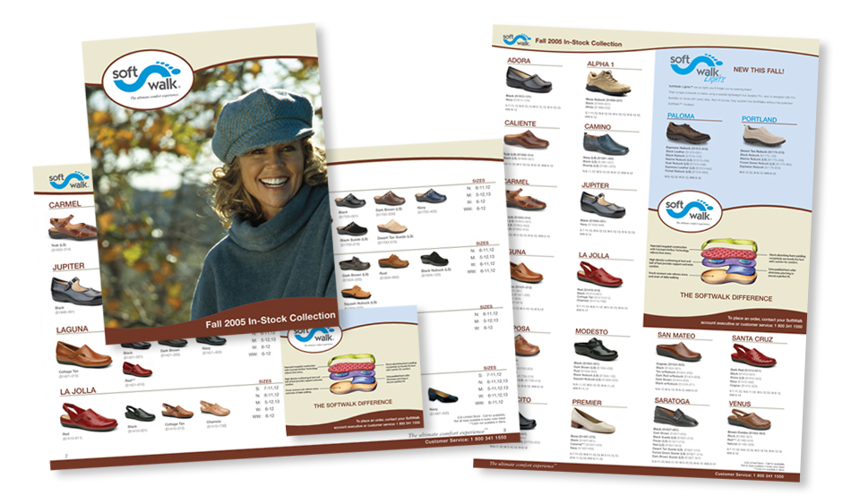 Retail Catalog Design San Diego