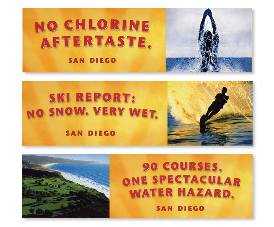 Tourism Billboards Designer San Diego