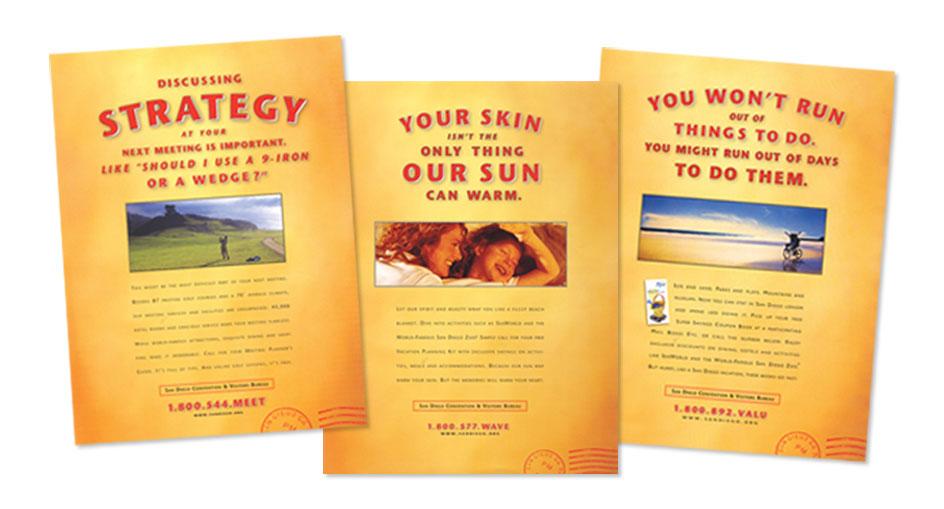 Tourism Brochures Designer San Diego