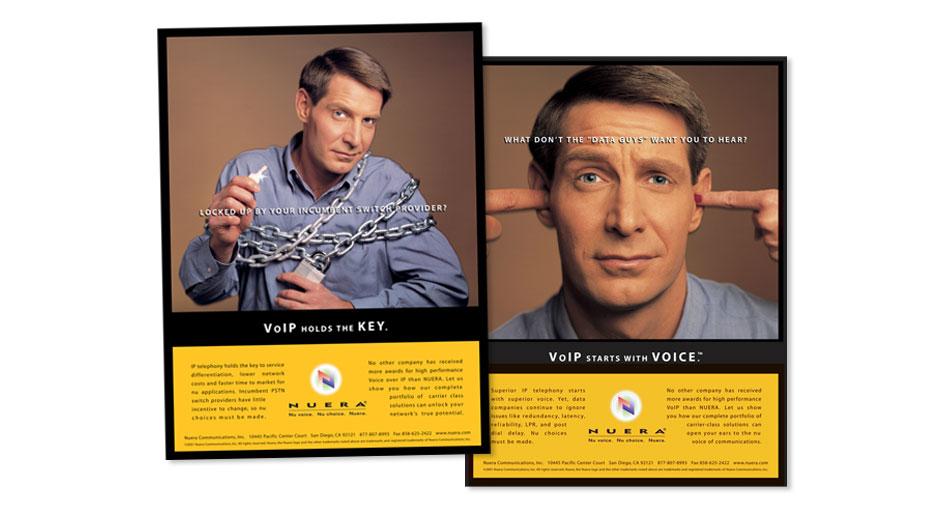 VOIP Advertising Designer San Diego