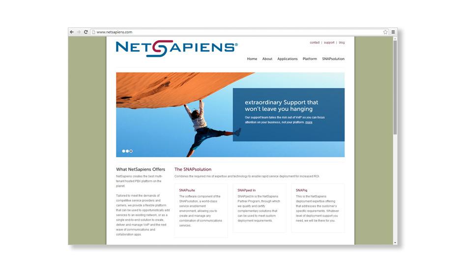 Technology Company Website Designer San Diego