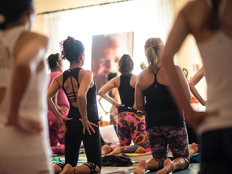 Ashtanga Yoga Confluence March 1-4, 2018 at the Catamaran Resort Hotel and Spa, San Diego